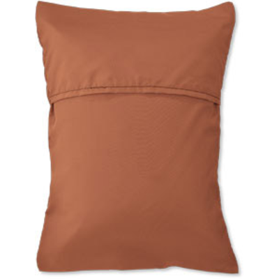 UltraLite Pillow Case - Burnt Orange