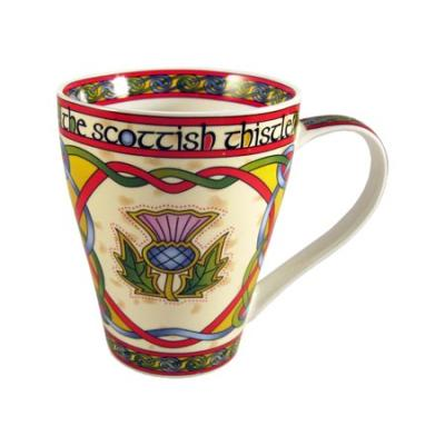 Mug: Thistle Mug Scottish