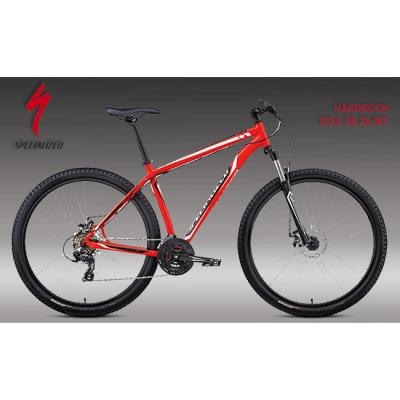 Specialized Hardrock Disc 650B 2017 Red/Black Large L Bicycle