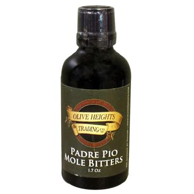 Olive Heights- Padre Pio Mole Bitters