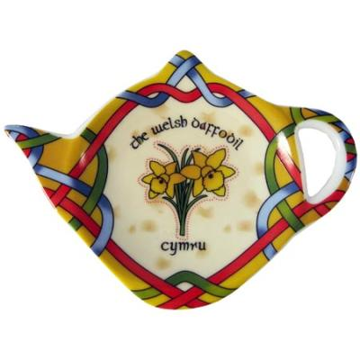 Tea Bag Holder: Welsh