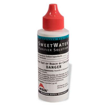 SweetWater Purifier Solution