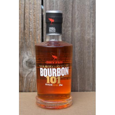 Dry Fly Bourbon 101 (375ml)
