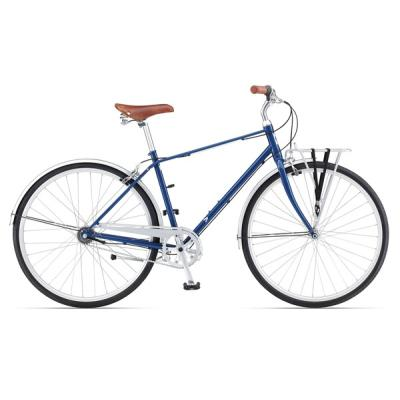 Used - Giant Via 1 2014 (3 speed) Bicycle Blue & Silver L