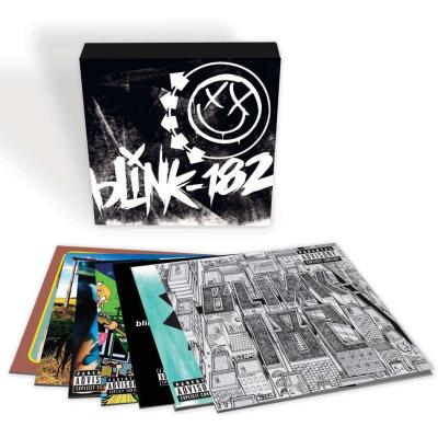 Blink 182 - 10-LP Box Set