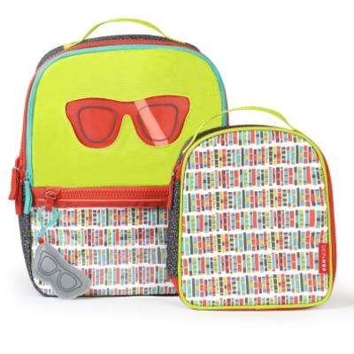 Forget Me Not Back Pack - Glasses