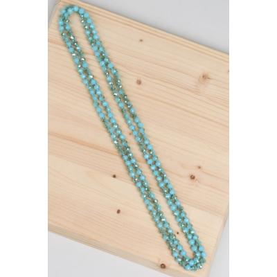 Knot & Bead Necklace
