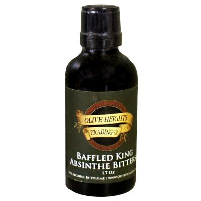 Olive Heights- Baffled King Absinthe Bitters