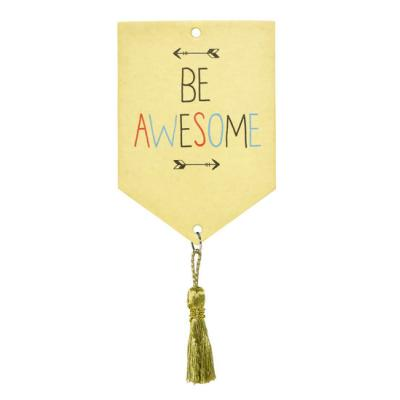 Be Awesome Air Freshener