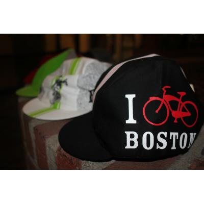Caps - UA I Bike Boston Black