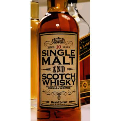 Single Malt and Scotch Whisky Book