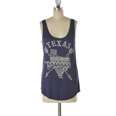 Aztec Texas and Arrows Tank