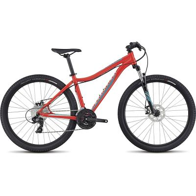 Specialized Myka Disc 650B 2017 Red/Turquoise Small S Bicycle