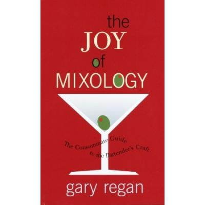Joy of Mixology-Book