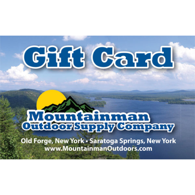 Mountainman Gift Card