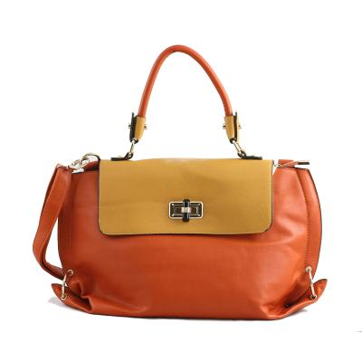 Orange Sailor Tote