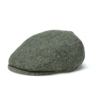 Hat: Vintage Wool Cap, Green
