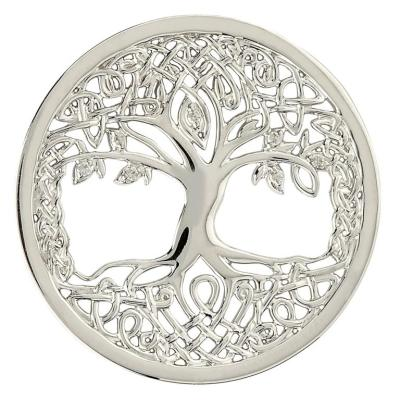 Pendant: Tree of Life Coin