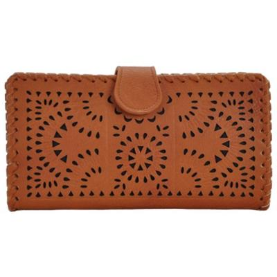 Greece Clutch - Tan