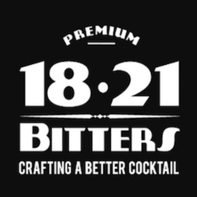 18.21 Bitters- Lemon Ginger 1oz