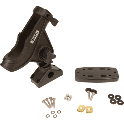 Slidetrax Mounting Plate w/ Rod Holder
