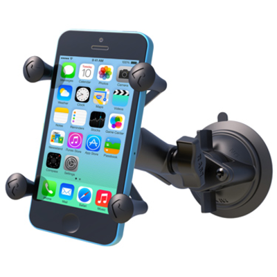 Ram X-Grip Standard w/ Suction Mount