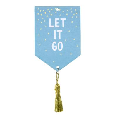 Let It Go Air Freshener
