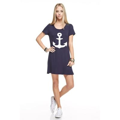 Anchor Tunic Dress