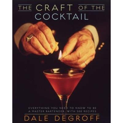 Craft of the Cocktail- Book