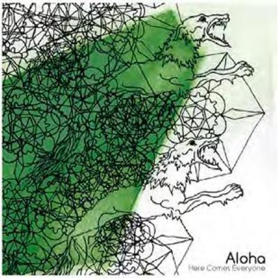 Aloha - Here Comes Everyone (Green Vinyl)