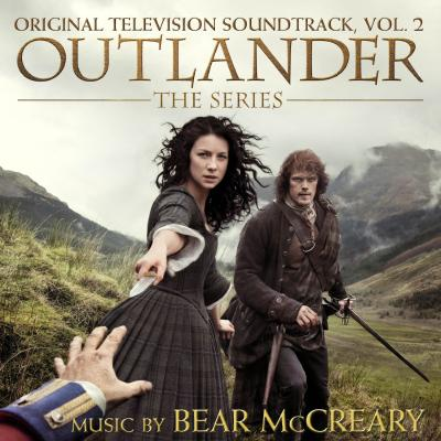 CD: Outlander: TV Soundtrack, S.1, Vol.2