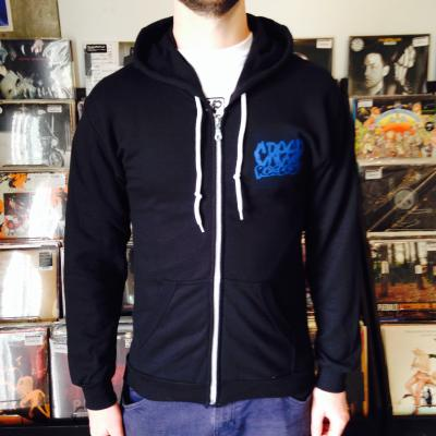 Creep Records Eagle Hoodie