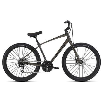 Specialized - Roll Elite Disc 2017 Black, gun, ti, M Bicycle