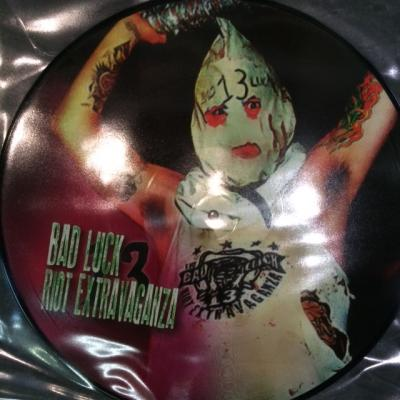 Bad Luck 13 Riot Extravaganza - Picture Disc