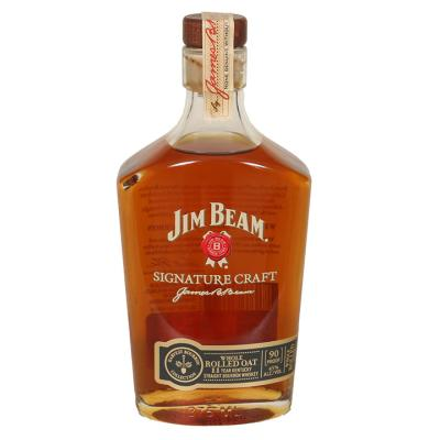 Jim Beam Signature Craft Whole Oat (375ml)