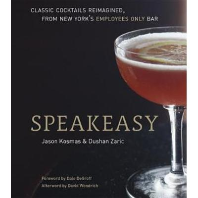 Speakeasy-Book