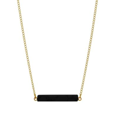 Colored Bar Necklace