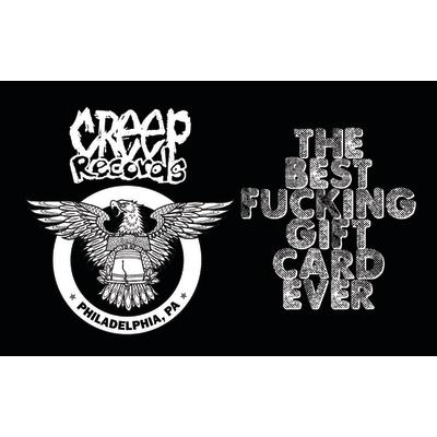 Creep Records Gift Card
