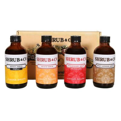 Shrub & Co- Summer Gift Set 4pk