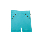 Finn + Emma Snap Shorts B.B Blue