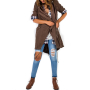 DELUX ARMY TRENCH COAT