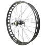 Alex Blizzerk 80 REAR 170mm Novatec Fat Bike Wheel