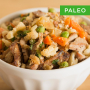 Paleo Pork Fried Cauli-rice LC*
