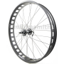 Alex Blizzerk 80 FRONT 135mm Novatec Fat Bike Wheel