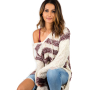 JANIS PULLOVER SWEATER