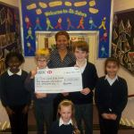 Fundraising - St Johns Primary School donation