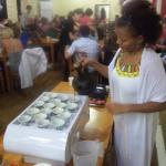 Fundraising - A Taste of Ethiopia event - Truro, Cornwall - Sept 2011 d