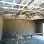 Newly Plastered Interior