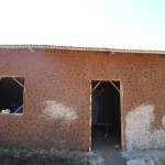 Newly Plastered Exterior