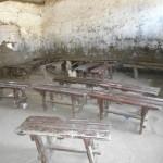 Old Classroom Desks